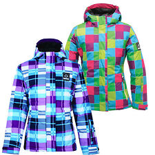 Dare2b Thawed Girls Ski Jacket Waterproof Insulated