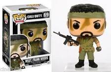 Figura vinile Call of Duty MSgt. Frank Woods Pop! Games Funko Vinyl figure n° 69