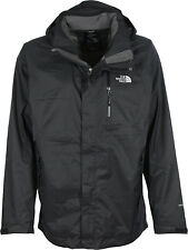The North Face Zenith Triclimate Doppeljacke schwarz