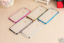 iPhone Case 2in1 Glitter Transparent Soft air cushion Back Case Cover For iPhone