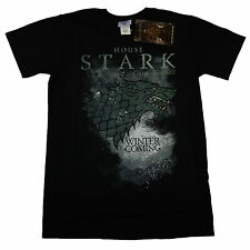 Game of Thrones House of Stark OFFICIAL Full Colour Mens Unisex T-Shirt   16A