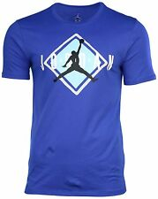 Jordan Men's Nike Air Jordan Jumpman Capsule T-Shirt-Game Royal