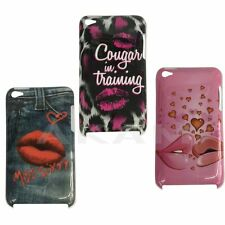 Hard Back Lips Design Case Cover For Apple iPod Touch 4 4th Genration