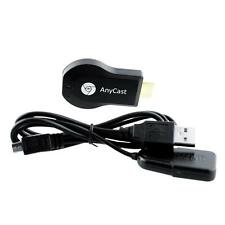Hot AnyCast Miracast 1080P M2 Wifi HDMI Display Dongle Receiver DLNA TV Airplay