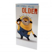 1420021376433g despicable me minion birthday cards in various styles official merchandise bookmarktalkfo Gallery