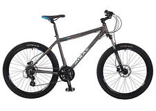 "MTrax Dacite Hardtail Dual Disc 24sp 26"" Wheel Mountain Bike RRP £470.00"