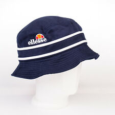 Ellesse 80's Casuals Mens Designer Vito Festival Bucket Hat in Navy One Size