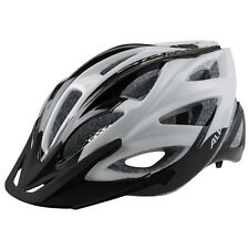 Alpina Fahrradhelm Tour Helm SKID 2.0 Gr. 51-63 cm, white-black