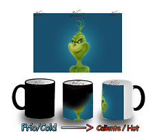 TAZA MAGICA GRINCH PELICULA MAGIC MUG tasse es