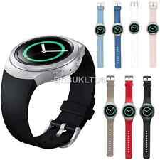Replacement Silicone Strap Wrist Watch Band For Samsung Galaxy Gear S2 BSM-R720