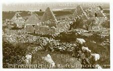 Galway Aran Islands Seven Churches old Irish Photo Print - Size Selectable
