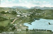Galway Clifden old Irish Photo Print - Size Selectable