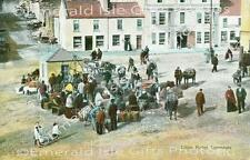 Galway Clifden Market old Irish Photo Print - Size Selectable