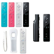 5 Color Nunchuck Controller+ Case + Motion Plus or Motion Plus for Nintendo Wii