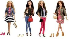 Barbie Style Dolls - 4 Style Dolls To Choose From