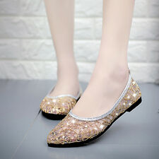 Zafraa Imported Korean Ladies Womens Bellies Ballerinas Flat Casual Shoes yarn