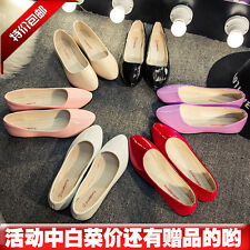 Zafraa Imported Korean Ladies Womens Bellies Ballerinas Flat Casual Shoes Doug