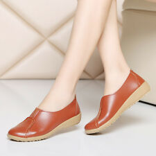 Zafraa Imported Korean Ladies Womens Bellies Ballerinas Flat Casual Shoes leath