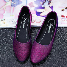Zafraa Imported Korean Ladies Womens Bellies Ballerinas Flat Casual Shoes work