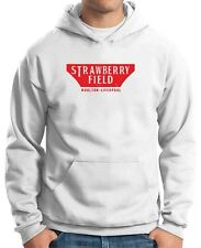 FELPA CON CAPPUCCIO UOMO Strawberry Field WC0571