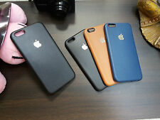 *Luxury*SOFT*PU RUBBERIZED*Back Cover Case For Apple iPhone 5/5S/SE *