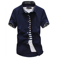 Mens Formal Business Workplace Casual Shirt Imported Shirt collar shirt Korean