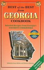 BEST OF THE BEST FROM GEORGIA COOKBOOK - NEW PAPERBACK BOOK