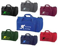 PERSONALISED PRINTED HOLDALL WITH RUNNING DESIGN - shoes bag trainers shorts top
