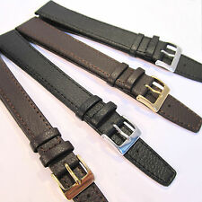 XXXL Extra Extra Extra Long LEATHER WATCH STRAP Large Black or Brown 18 - 24mm