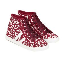 TEN Red Fabric Shoes For Women (TENSHOTB-528RED)