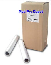 CASE OF 12 MEDICAL EXAM TABLE PAPER 12 ROLLS PER CASE