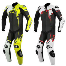 Alpinestars GP Plus Leather Motorcycle Motorbike One Piece 1 PC Sports Race Suit