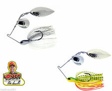 Molix FS Spinnerbait Willow Tandem 14 Gr Pesca spinning Special Bass Luccio FEU