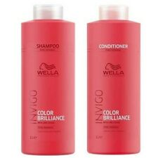Wella Shampoo 1000ml And Conditioner 1000ml Twin Packs