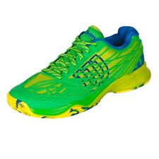 Wilson Kaos Rio Clay Court Herren Tennisschuhe green/peppermint/blue