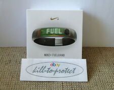 NIKE FUELBAND OLYMPIC Sz Medium & Large Rare M/L ICE Clear WATCH FITNESS 2012