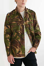 Dutch Army Jacket military coat jacket camouflage camo DPM Holland woodland