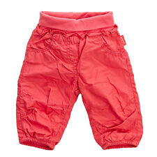 """Mexx Hose """"Baby Girls Pant Woven Clared Red"""" in Pink"""