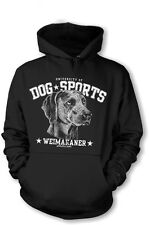 Dog Sports Weimaraner - Hoodie S-M-L-XL-XXL
