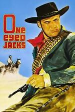 One Eyed Jacks - DVD Region ALL Brand New Free Shipping