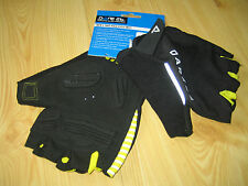 NEW Dare2b Mens XL Size Mitt Lightweight Fingerless Cycling Gloves With Padding