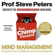Chimp Paradox: The Acclaimed Mind Management Programme to Help You Achieve Succe