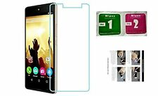 Combos For Micromax Canvas Fire 5 HDTempered Glass Explosion Proof Screen Guard