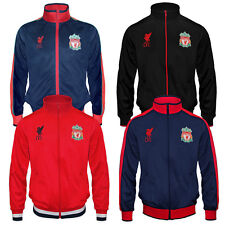 Liverpool FC officiel - Veste survêtement de football - homme - style rétro