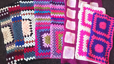 New Beautiful Handmade Lucylolly:) Crocheted Baby Blankets-Various sizes/designs