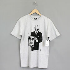 Obey Corporate Violence T-Shirt Heather Grey