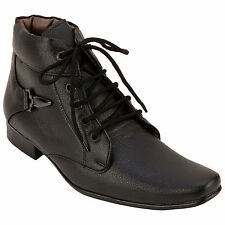 FBT Men's Ankle Zip Casual Boots