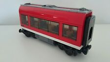 LEGO CITY 7938 TRAIN MIDDLE CARRIAGE / WAGON / ROLLING STOCK (lot F)
