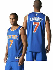 NBA BASKET SWINGMAN NEW YORK KNICKS Anthony Adidas Maglia Shirt 2016 Uomo