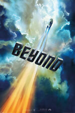 Star Trek - Beyond Clouds - Film Movie - Poster Druck - Größe 61x91,5 cm